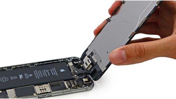 iphone 6 ışık tamiri ankara