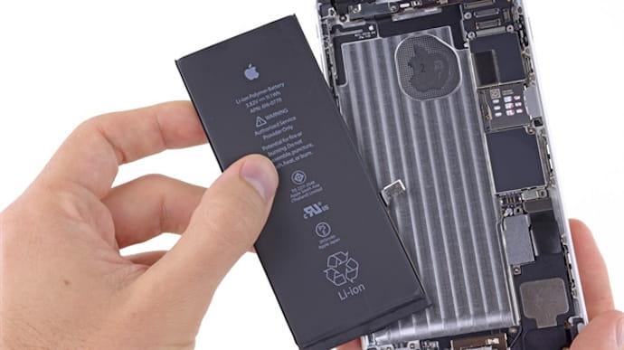 iphone 6 batarya değişimi ankara