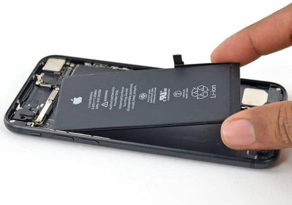 iphone 7 pil değişimi ankara