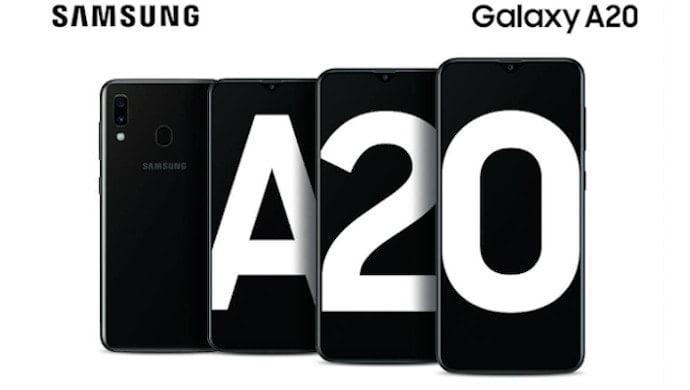 a20 ekran değişimi ankara