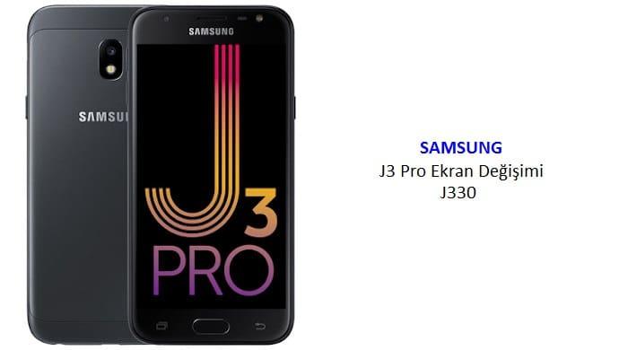 j3 pro ekran değişimi ankara