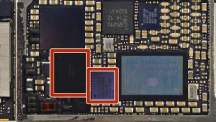 iphone 6 plus dokunmatik entegresi değişimi ankara